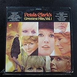 Petula Clark's Greatest Hits, Vol. 1
