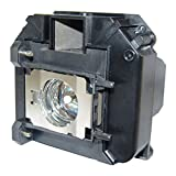 Original Osram Projector Lamp Replacement with Housing for Epson ELPLP68