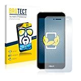 BROTECT Schutzfolie kompatibel mit Asus PadFone S PF500KL Phone (2 Stück) klare Bildschirmschutz-Folie