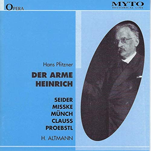 Bavarian Radio Symphony Orchestra feat. Hans Altmann