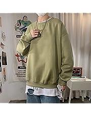 Herfst Vrouw Hoodies Oversized Vrouwelijke Losse Katoen Effen Thicken Warm Vrouwen Sweatshirts Lady Fashion Plus Size 5Xl