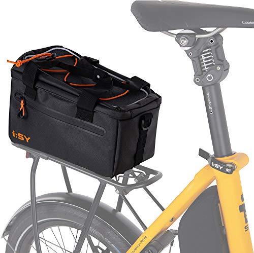 ISY Gepäckträgertasche Trunk Bag inkl. Racktime-Adapterplatte
