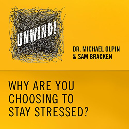13: Why Are You Choosing to Stay Stressed? cover art