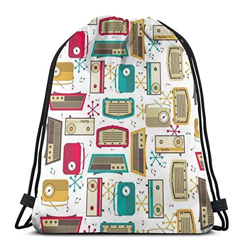 Yuanmeiju Men Women Gym Bag,School Drawstring Backpack,Kids Benched Bag,Sport Casual Daypack,Mama and Baby Uni-Corn1 3D Print String Bag Sackpack Cinch Tote Bags
