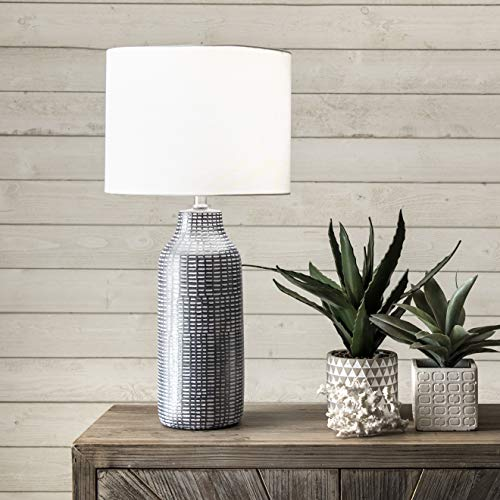 nuLOOM Home NPT20AA Herring Table Lamp, 26