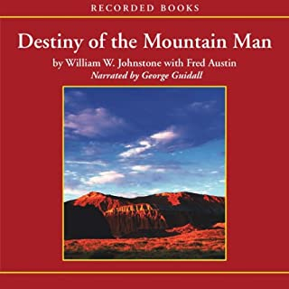 Destiny of the Mountain Man cover art