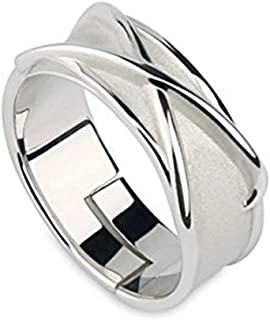 Dragon Ball Z Cosplay SS Goku Adjustable Silver Black Time Ring