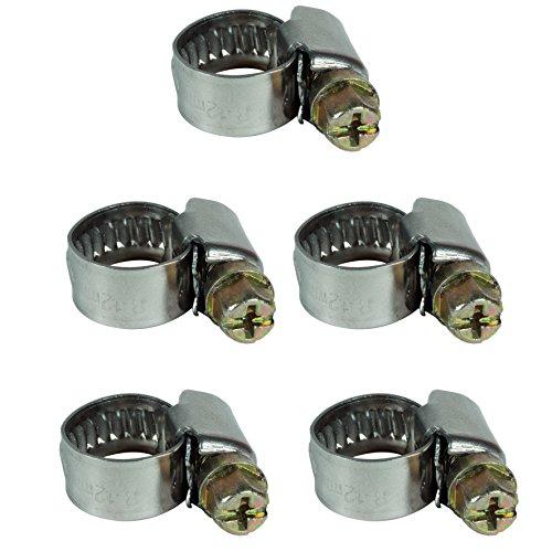 Einhell compressor-accessoires, 8-12 mm, 5 stuks