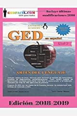 GED en español - Artes del Lenguaje Nivel 2: Módulo Gramática de la Maestra Ximena (GED en español de la Maestra Ximena) (Spanish Edition) Paperback