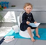 TOY-LET mini-WC per bambini. Aiuta a imparare l'utilizzo del vasino e ad apprendere l'igiene a...
