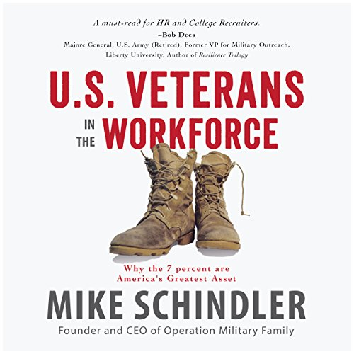 U.S. Veterans in the Workforce audiobook cover art