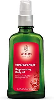WELEDA Pomegranate Regenerating Body Oil, 100ml
