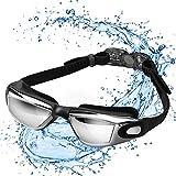 YoJetSing Schwimmbrille Swimming Goggles mit Anti Beschlag und UV Schutz