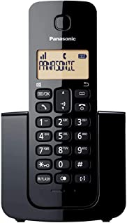 Panasonic KX-TGB110 - Cordless Telephone - Black