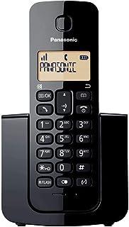 هاتف لاسلكي من باناسونيك KX-TGB110 - اسود