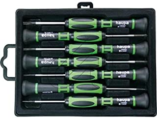 Haupa 101520 Destornillador para electrico//a 2 componentes 160mm