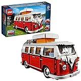 LEGO Creator Volkswagen T1- Furgoneta VW Camper Van 10220de LEGO