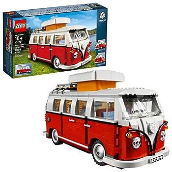 LEGO Creator Expert Volkswagen T1 Camper Van 10220 Construction Set  1334 Pieces