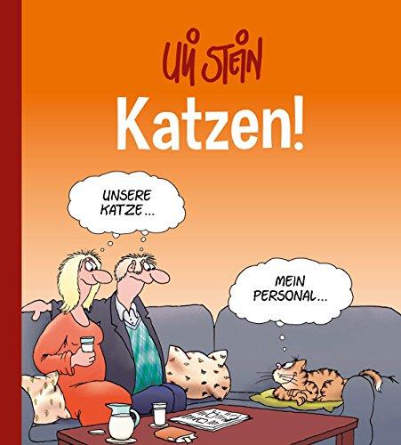 Uli Stein Cartoon-Geschenke: Katzen!