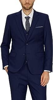 Mens Suits 2 Button Slim Fit 3 Pieces Suit