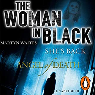 The Woman in Black: Angel of Death cover art