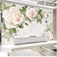 Xbwy 装飾壁画壁紙壁画モダン手描き油絵ヨーロピアンスタイルのリビングルームテレビの背景壁の壁画の装飾-120X100Cm