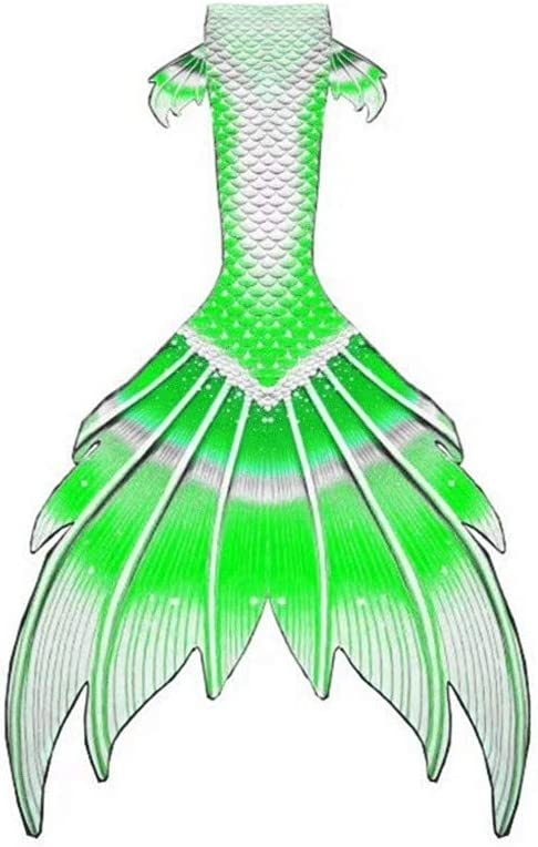 WWWFZS Swimsuits for Girls,Mermaid Tails for Swimming Bikini Swi