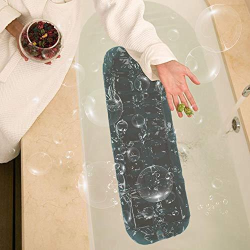 Bubble Bath Mat Tub Spa Massager Adjustable Bubble Settings