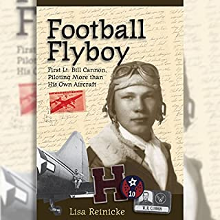 Football Flyboy audiobook cover art