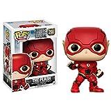 C&S POP DC Collectibles Figure : The Flash Barry Allen Ezra Miller #208