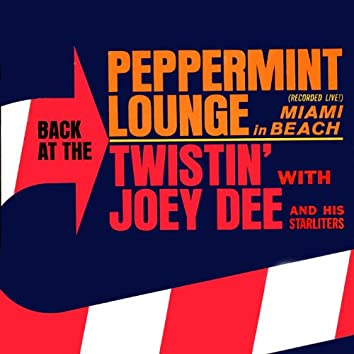 Back At the Peppermint Lounge in Miami Beach (Live)