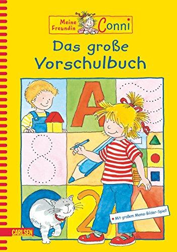 Price comparison product image Meine Freundin Conni. Das große Vorschulbuch