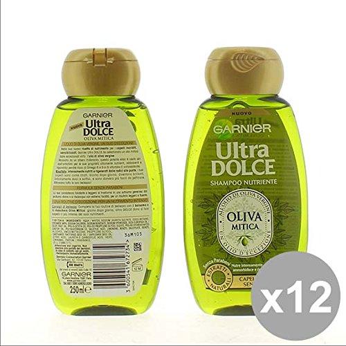 Set 12 ULTRA DOLCE Shampoo 250 Oliva Mitica Prodotti per capelli