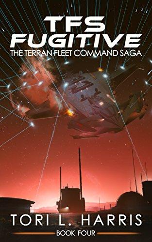 Book: TFS Fugitive - The Terran Fleet Command Saga – Book 4 by Tori L. Harris