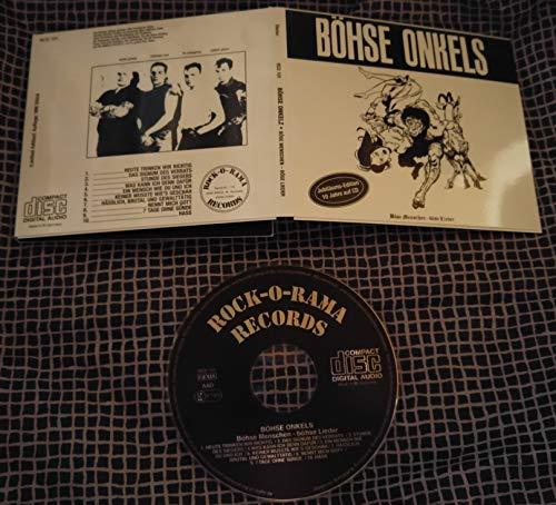 Böhse Onkelz - Böse Menschen - Böse Lieder - CD