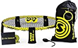 Spikeball Pro Kit (Tournament Edition) - include aggiornato stronger giocare net palline, nuovo progettato per aggiungere spin, Portable Ball pompa manometro, zaino - As Seen on Shark Tank TV
