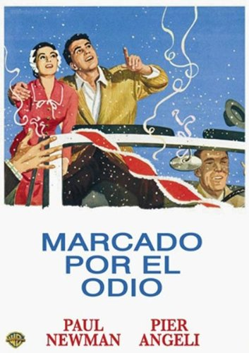 Marcado Por El Odio [DVD]