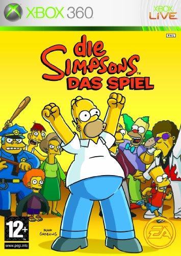 Die Simpsons - Das Spiel [PEGI]