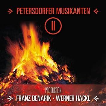 Petersdorfer Musikkanten 2 - Leitung: Franz Benarik, Werner Hackl