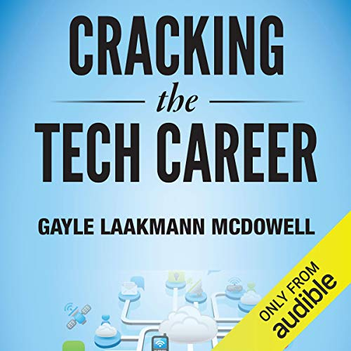 Page de couverture de Cracking the Tech Career