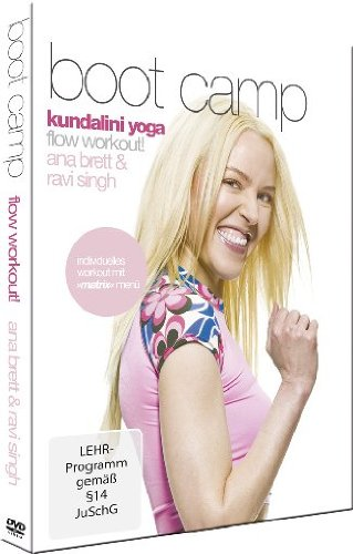 Boot Camp - Kundalini Yoga - [DVD]