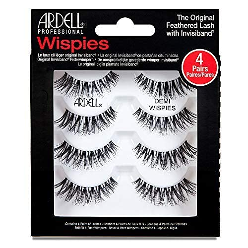 Ardell professional natural multipack - demi wispies black