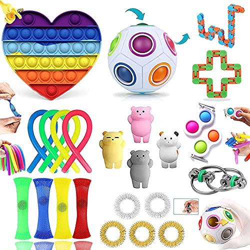 fidget toys box 1 euro Fidget Toy Set