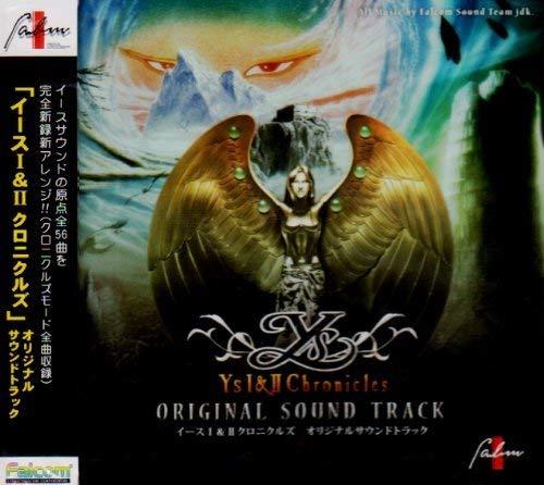 """日本ファルコム Ys I&II Chronicles オリジナルサウンドトラック"""""""