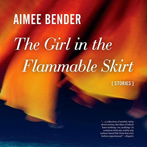『The Girl in the Flammable Skirt』のカバーアート