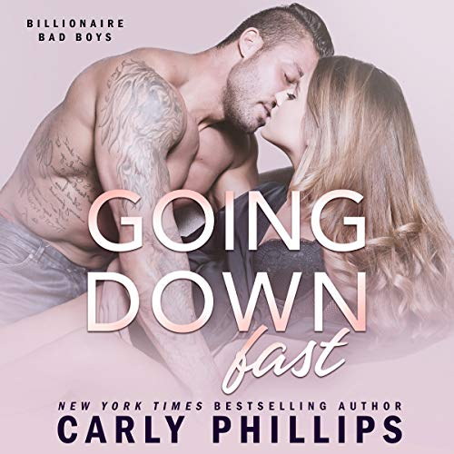 Going Down Fast audiobook cover art