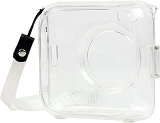 Luminous Transparent Phone Printer Bag Case Hard Plastic Protective Case Cover Camera Shell for Paperang Travel Accessories - Transparent