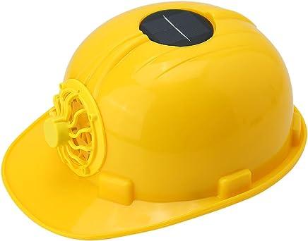 LXFBX Arbeitshelme Solar Fan Helm Farbe : Blau Schutzhelm Industriehelm Arbeitssturzhelm Schutzhelm Bauarbeiterhelm Arbeitsschutzhelm