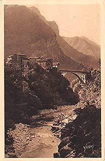Alpes Maritimes Cote D'Azur France Postcard