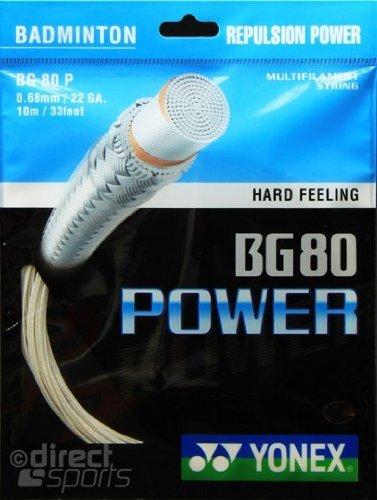 Yonex Badmintonsaite Bg80 Power